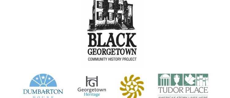logos for Black Georgetown programs