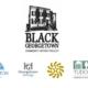 logos for Black Georgetown programs